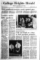 Image of College Heights Herald - Student Publications (WKU)