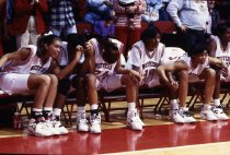 Image of WKU Women's Basketball Team - Vinion, Kurt