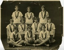 Image of WKU Women's Basketball Team - Unknown