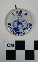 Image of Hilltopper Fan button - Button