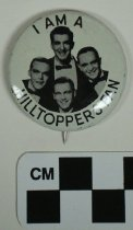 Image of 2002.87.1 - Hilltopper Fan button