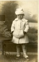Image of African American Child -