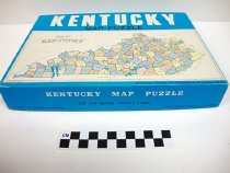 Image of Kentucky Map Puzzle - Puzzle, Jigsaw