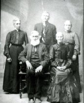 Image of Young, Rice, McKittrick and Mason Families -