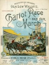 Image of Chariot Race March