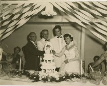 Image of Unidentified Wedding Party - Unknown