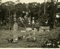 Image of Mayan Monuments In Guatemala -