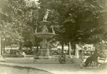Image of Fountain Square Park -