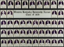 Image of WKU College of Nursing 1976 - Unknown