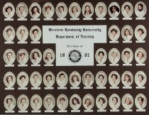 Image of WKU College of Nursing 1981 - Unknown