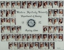 Image of WKU College of Nursing 1982 - Unknown