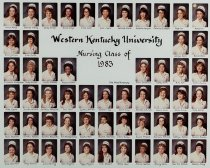 Image of WKU College of Nursing 1983 - Unknown