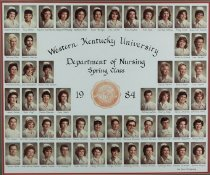 Image of WKU College of Nursing 1984 - Unknown