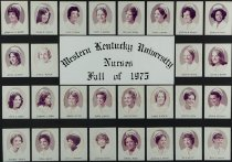 Image of WKU College of Nursing 1975 - Unknown
