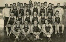 Image of WKU Basketball Team - Unknown