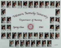 Image of WKU College of Nursing 1986 - Unknown