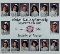 Image of WKU College of Nursing 1990 - Unknown