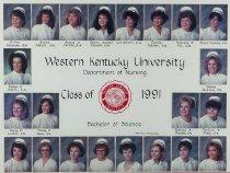 Image of WKU College of Nursing 1991 - Unknown