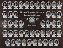 Image of WKU College of Nursing 1992 - Unknown