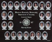 Image of WKU College of Nursing 1997 - Unknown