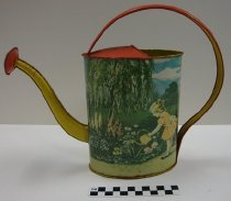 Image of KM2013.22.20 - Child's toy watering can