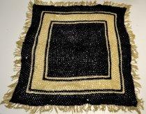 Image of KM2013.41.1 - Crocheted Shawl