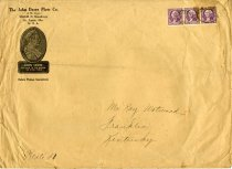 Image of John Deere Plow Co. of St. Louis Mo. [envelope] -