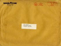 Image of Good Year [envelope] -