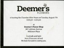 Image of Deemer's Flowers -