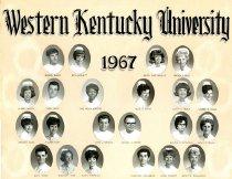 Image of WKU College of Nursing 1967 - Unknown