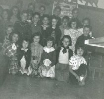 Image of Fairdale School, 1955, Jefferson County