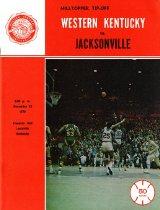 Image of Basketball Program - Athletic Media Relations (WKU)