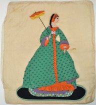 Image of Godey Quilt Block