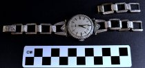 Image of 1996.44.1 - JFK wrist watch