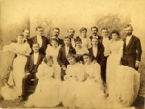 Image of Robertson-Coombs Wedding
