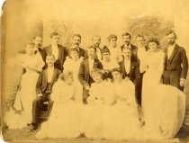 Image of Coombs-Robertson Wedding -