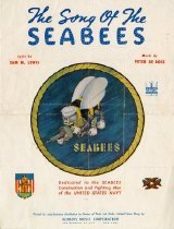 Image of The song of the Seabees / - De Rose, Peter, 1900-1953.