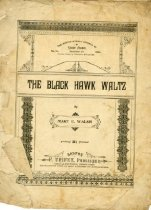 Image of The Black Hawk Waltz - Walsh, Mary E.
