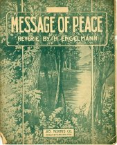 Image of Message of peace :