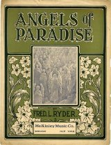 Image of Angels of paradise :