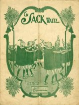 Image of The sack waltz - Metcalf, John A.