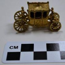 Image of Royal Coach figurine - Souvenir
