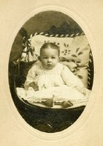 Image of Early 1900's Infant Gown