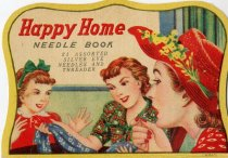 Image of Happy Home Needle Book -