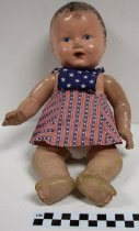 Image of Betsy Wetsy-style doll