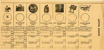 Image of [1948 sample ballot] -