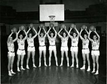 Image of WKU Basketball Team - College Heights Herald