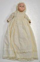 Image of 1940.24.1 - Wax Head Doll