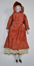Image of 1969.38.1 - Porcelain Doll