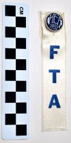 Image of KM2013.22.45 - Future Teachers of America Ribbon/KEA Button